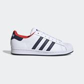 Adidas Superstar [FV8270] 男鞋 運動 休閒 慢跑 貝殼 經典 基本 穿搭 時尚 愛迪達 白藍