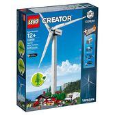 LEGO 樂高 Creator 創意系列 10268 風力發電機 Vestas Wind Turbine 【鯊玩具Toy Shark】
