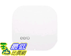 [105美國直購] 無線系統 eero Home WiFi System (Individual) - Blanket Your Home in WiFi B00Y01VRSO