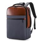 商務雙肩包 商務背包出差通勤雙肩包男時尚潮流大學生書包電腦包印字