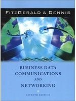 二手書博民逛書店 《Business Data Communications and Networking, 7th Edition》 R2Y ISBN:047139100X│Fitzgerald