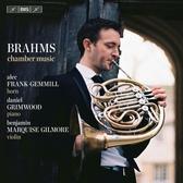 【停看聽音響唱片】【SACD】布拉姆斯:法國號室內樂作品 弗朗克.傑米爾 法國號