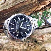 CITIZEN日本星辰藍正龍與吳慷仁代言Eco-Drive商務五局電波腕錶CB0180-88E公司貨