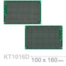 『堃喬』KT-1016D 100 x 160 mm 雙面 50 x 36 孔 FRP PCB板 萬用電路板『堃邑Oget』