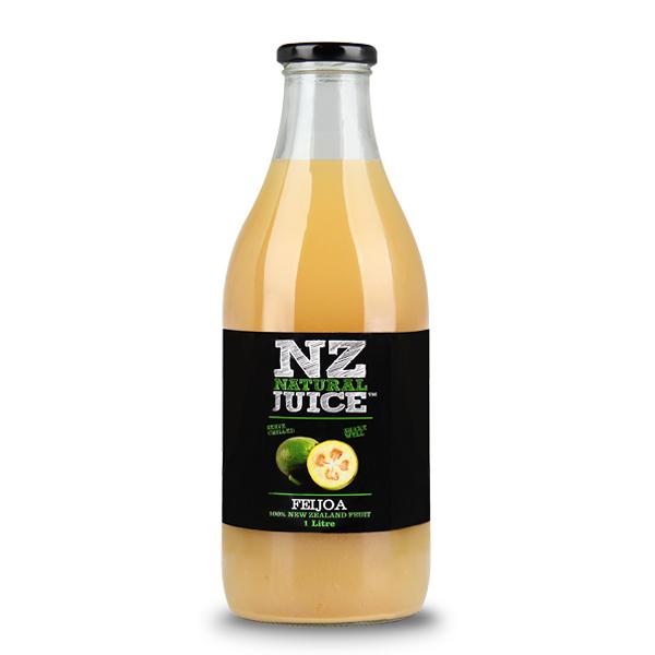 【良食生活】NZ 紐西蘭斐濟果綜合果汁 1L■新鮮鮮榨