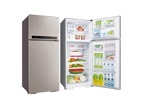 三洋480L變頻一級雙門電冰箱 SR-C480BV1A
