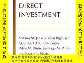 二手書博民逛書店Politics罕見And Foreign Direct InvestmentY255562 Nathan J