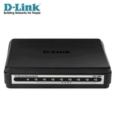 【D-Link 友訊】 DES-1008A 8埠網路交換器