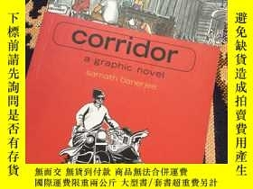 二手書博民逛書店Corridor罕見 A graphic NovelY351411 Sarnath Banerjee Peng
