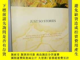 二手書博民逛書店JUST罕見SO STORIESY23429 Rudyard K