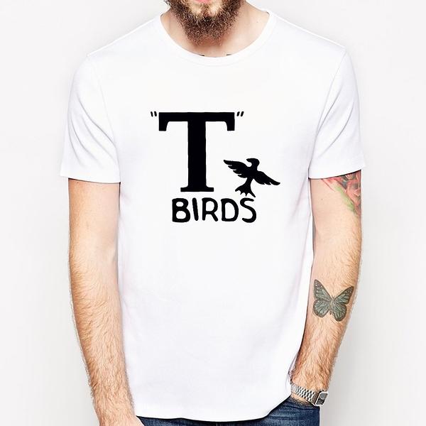 T Birds短袖T恤2色 電影Grease火爆浪子John Travolta款 t-shirt $390