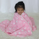 全館83折 純棉嬰兒浴巾寶寶新生兒童洗澡6層紗布被子蓋毯毛巾被超柔吸水