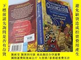 二手書博民逛書店Curse罕見of the Gloamglozer : The Edge Chronicles 格洛姆格洛澤的詛咒