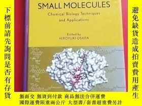 二手書博民逛書店protein罕見targeting with small mo