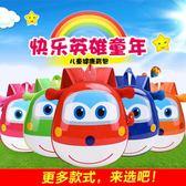 兒童書包 幼稚園書包兒童1-3-6歲周歲女童背包寶寶男孩女孩卡通可愛雙肩包4