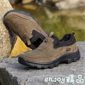 奧克駱駝戶外登山鞋男鞋透氣徒步運動鞋秋冬季旅游鞋男鞋子父親鞋