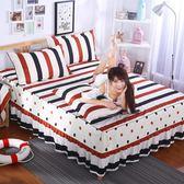 床罩  床罩床罩床套單件韓式公主床蓋床單床笠1.8/1.5/2.0米 小時光生活館igo
