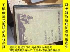 二手書博民逛書店SPOKEN罕見SPANISH FOR TRAVELERS AND STUDENTSY16186 CHARLE