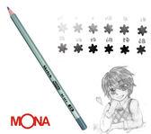 7折 萬事捷(12支/打販售) MONA 素描筆