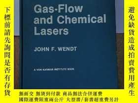 二手書博民逛書店gas-flow罕見and chemical lasers (H