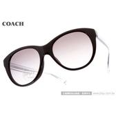 COACH 太陽眼鏡 COS8064F 500211 (黑)  墨鏡 # 金橘眼鏡
