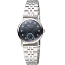 玫瑰錶Rosemont璀璨復刻手錶 BR-01-Bk-mt 黑