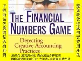 二手書博民逛書店The罕見Financial Numbers Game-金融數字遊戲Y436638 Charles W. Mu