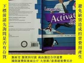 二手書博民逛書店Longman罕見Activate JS2A 【實物拍圖 有筆跡
