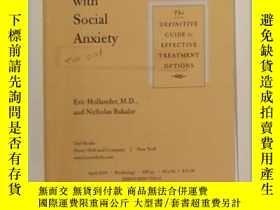 二手書博民逛書店《罕見Coping with Social Anxiety 》Y