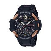 CASIO G-SHOCK系列 席捲極限探險家時尚運動錶-GA-1100RG-1ADR