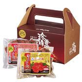 【黑橋牌】二斤珍珠香腸禮盒(原味、辣味) -真空包裝