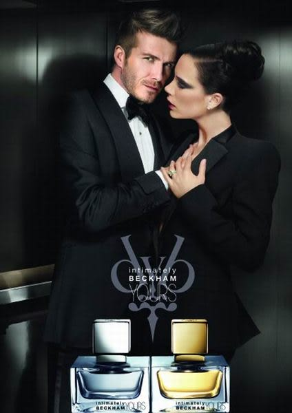 David Beckham  迷人小貝Yours 女性淡香水 50ml