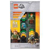 免運費【 樂高積木 LEGO 】兒童手錶 - 侏儸紀世界 克萊兒╭★ JOYBUS玩具百貨