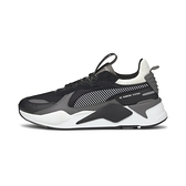 PUMA RS-X Mix 男款白黑灰三色運動慢跑鞋-NO.38046203
