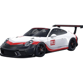 RASTAR 1:14保時捷911 GT3 CUP 遙控車
