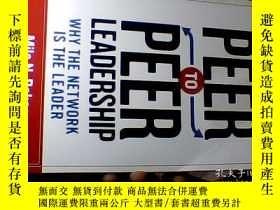 二手書博民逛書店Peer-to-Peer罕見LeadershipY18910 M