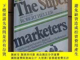 二手書博民逛書店The罕見supermarketers:Marketing fo