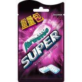 AIRWAVES SUPER紫冰野莓重量包62g【愛買】
