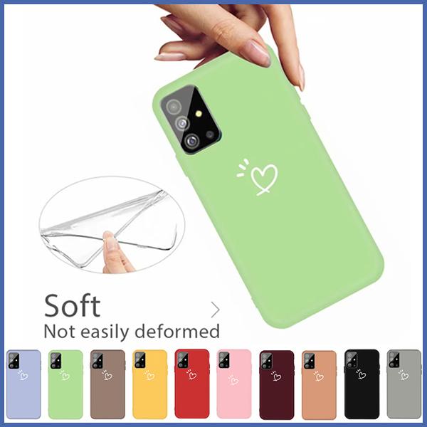 三星 Note10 Lite Note10 Note10+ S20 S20+ S20 Ultra 愛心TPU 手機殼 軟殼 全包邊 保護殼