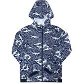 【TAKAKA】和風針織印花彈性外套『仙鶴』S12208 戶外 休閒 運動 露營 登山 騎車 外套 防風