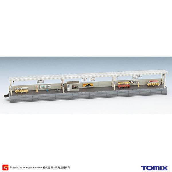 【Good Toy】TOMIX 4032 建物 對向式月台 (近代型) 延長部