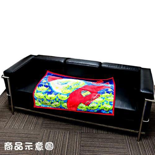 DISNEY 玩具總動員絨毛毯S(三眼怪夾娃娃機)★funbox★丸真_RS65848