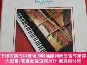 二手書博民逛書店Chord罕見Approach Lesson Book Level 1Y23470 Willard A.Pal