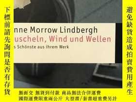 二手書博民逛書店Muscheln,罕見Wind WellenY436907 Anne Morrow Lindbergh Pip