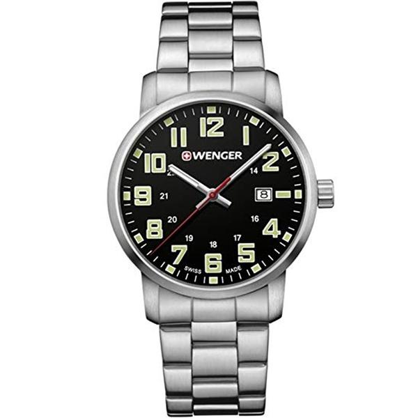 瑞士WENGER Avenue城市遊俠時尚腕錶 01.1641.111
