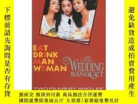 二手書博民逛書店Two罕見Films By Ang LeeY256260 Ang Lee Overlook Tp 出版199