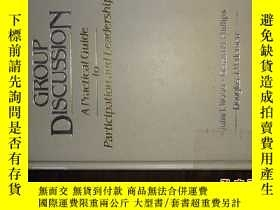 二手書博民逛書店GROUP罕見DISCUSSIONY164658 Juila T