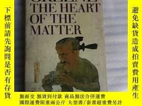 二手書博民逛書店The罕見Heart of the Matter 【英文原版】 諾獎無冕之王格雷厄姆·格林作品Y83259 G
