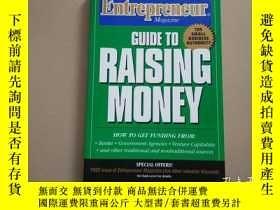 二手書博民逛書店Entrepreneur罕見Magazine:Guide to