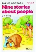 二手書博民逛書店《Start with English Readers: Grade 4: Nine Stories about People》 R2Y ISBN:0194335704